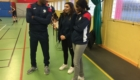 Le coach, Johanna et Mélissa